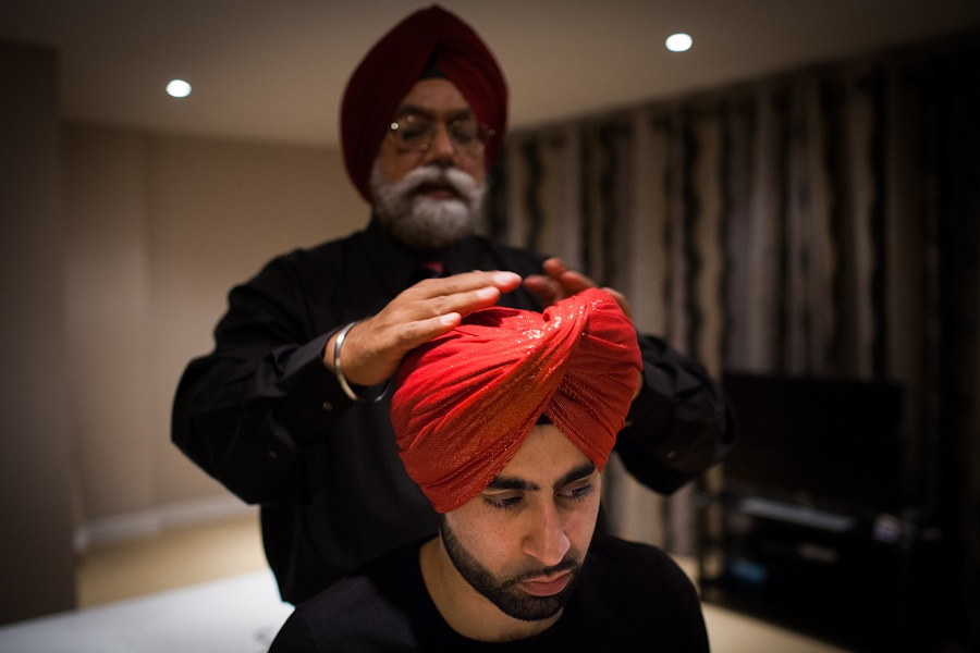 Sikh_wedding_groom_preparation_london_4